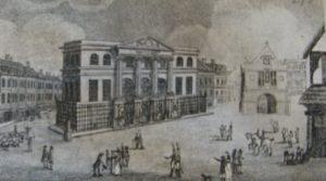 Haycock's Shirehall