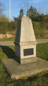 Baxter's monument at Rowton