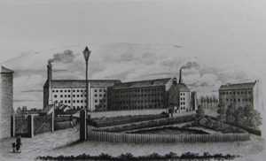 Castlefields Flax Mill