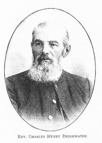 Rev Charles Drinkwater (1831-1923)