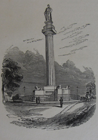 An early view of the Column