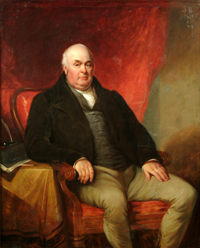 Dr Robert Darwin (Reproduced by kind permission of Shropshire Council, Shropshire Museums)