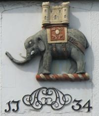 The Elephant and Castle pub, Shawbury