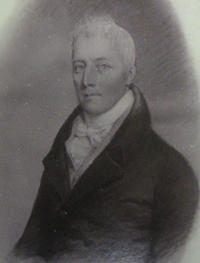 John Wingfield as Mayor, 1833
