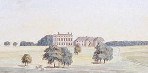 Old Styche Hall