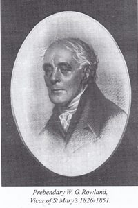 Rev William Gorsuch Rowland
