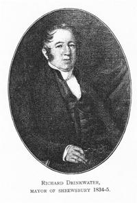 Richard Drinkwater (1785 – 1853)