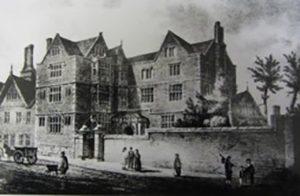 Rowley's Mansion, 1823