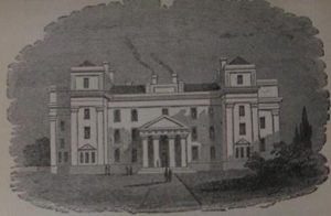 Salop Infirmary around 1840