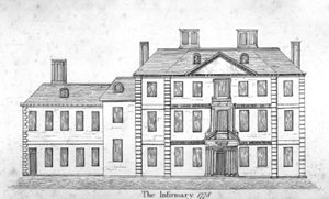Salop Infirmary, 1778