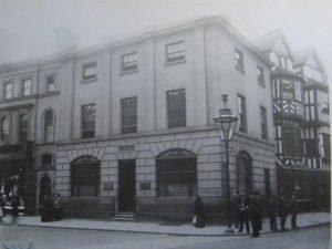 Salop Old Bank 1888