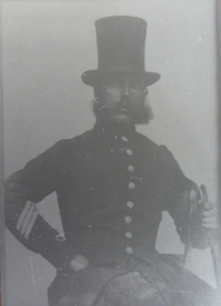 Sgt Thomas Caswell, c1862