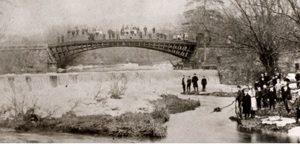 Stokesay Bridge