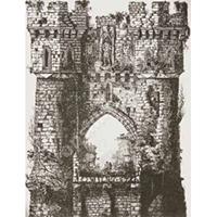 The Welsh Bridge Gate