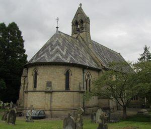 Welshampton Church